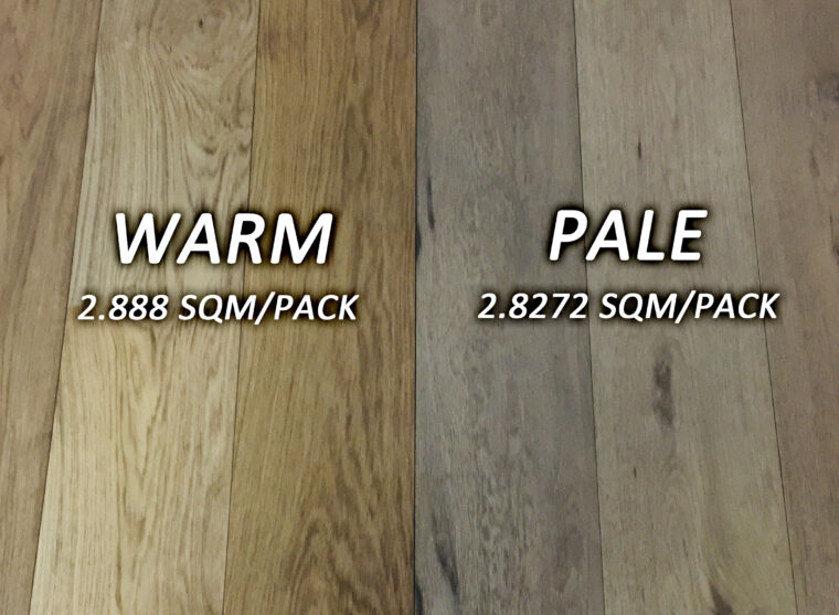 European Natural Oak 2.888 & 2.8272